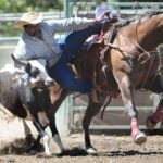 "Thad ""The Hammer"" Heard: Fireman takes life by the horns in rodeo"