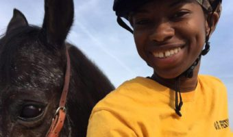 Come Explore Another Side Of The Horse World With Caitlin Gooch And The 4-H Club