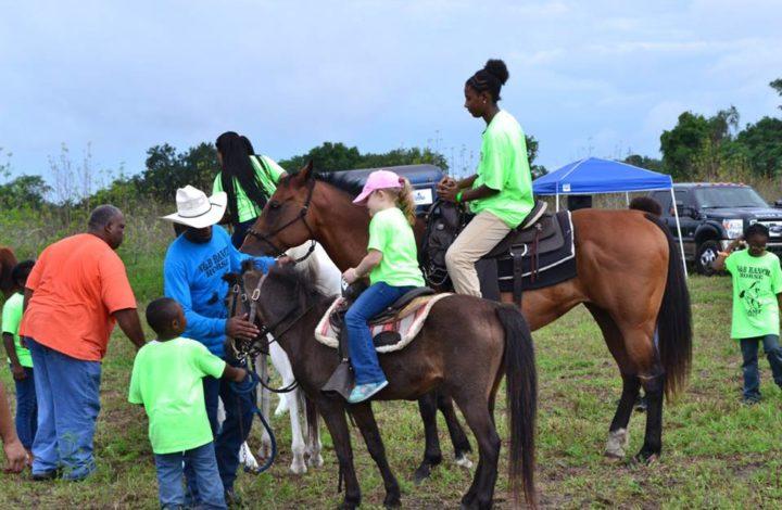 N&B Ranch Horse Camp 2017